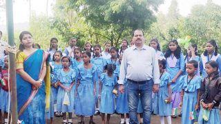A Unique Teaching Method of a School Teacher From Odisha