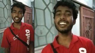 Zomato Boy Pranjit Haloi Sings 'Gori Tera Gaon' on Customer's Request And Becomes a Viral Sensation