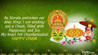 Happy Onam: ओणम पर ऐसे दें अपनों को बधाई संदेश, भेजें ये खास मैसेज...