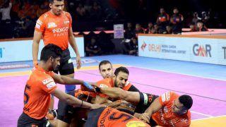 Dream11 Team MUM vs BLR Pro Kabaddi League 2019 - Kabaddi Prediction Tips For Today's PKL Match 109 U Mumba vs Bengaluru Bulls at Sawai Mansingh Stadium, Jaipur