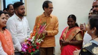 KBC 11: Babita Tade, Second Crorepati of This Season, Felicitated by Shiv Sena chief Uddhav Thackeray