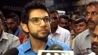 Maharashtra Assembly Polls 2019: Shiv Sena's Aditya Thackeray to Contest From Worli