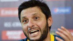 भारत ने IPL करार खत्म करने की दी धमकी जिस कारण कुछ खिलाड़ी हमारे यहां नहीं आएः अफरीदी