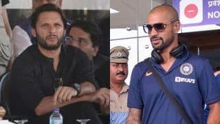 First Fix Your Own Country: Shikhar Dhawan Slams Pakistan For Meddling in India's Affairs