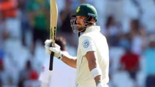 Warm-Up Game: Aiden Markram's Hundred, Temba Bavuma's Fifty Help South Africa Reach 199/4 vs BP-XI on Day 2