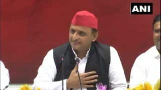 Withdraw my Security Cover,    Akhilesh Yadav Tells BJP After Facing Threat to Life