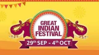 Amazon Great Indian Festival sale to kick off from September 29; here are the details