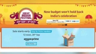 Amazon, Flipkart online festive sales estimated to add 60 lakh 4G smartphone users