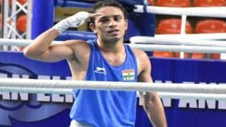 World Boxing Championships 2019: Amit Panghal Beats Carlo Paalam to Enter Semifinals, Creates History by Becoming Fifth Male Boxer From India to Secure World's Medal