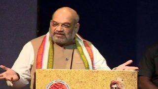 J&K की हालत के लिए कांग्रेस पार्टी जिम्मेदार, पं. नेहरू को नहीं जाना था संयुक्त राष्ट्र: अमित शाह