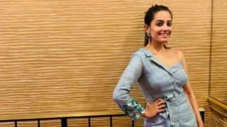 Television Hottie Anita Hassanandani Looks Like a Lady Boss in Grey Pantsuit - See Pics