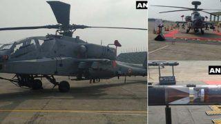 एयरफोर्स में शामिल होने जा रहे अपाचे लड़ाकू हेलिकॉप्टर, बढ़ जाएगी IAF की मारक क्षमता