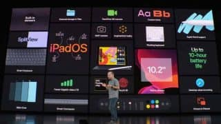 Apple iPadOS comes out on September 30: List of compatible devices and new features