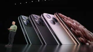 Apple iPhone 11, iPhone 11 Pro and iPhone 11 Pro Max pre-order starts September 20 on Flipkart: Price, Specifications