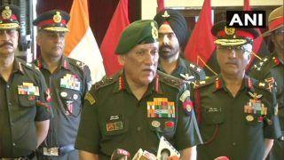 PAK ने बालाकोट को फिर सक्रिय कर दिया, 500 आतंकी भारत में घुसने की फिराक में हैं: आर्मी चीफ
