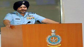 अभिनंदन की रिहाई का श्रेय राष्ट्रीय नेतृत्व को, वायुसेना पाक से टकराव के लिए तैयार: IAF प्रमुख