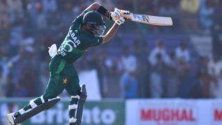 10 साल बाद कराची में हुए वनडे में बाबर आजम ने जड़ा शतक शतक