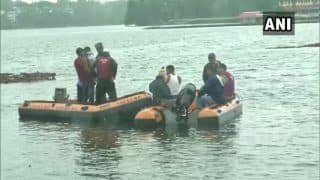 Bhopal: 11 Dead After Boat Capsizes at Khatlapura Ghat During 'Ganpati Visarjan', Search Ops Underway