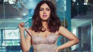 Bhumi Pednekar's Sultry Picture in Sexy Purple Outfit For Magazine's Photoshoot is Hard to Miss