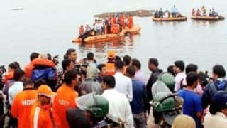 Andhra Pradesh Boat Mishap: 12 Drown, Several Missing; KCR, Jagan Announce Ex-gratia For Victims' Kin