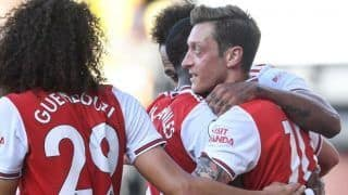 Dream11 Team Eintracht Frankfurt vs Arsenal UEFA Europa League 2019-20 - Football Prediction Tips For Today's Match ARS vs FRK at Commerzbank-Arena, Frankfurt