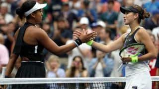 US Open 2019: World Number 13 Belinda Bencic Ends Title Defence of Naomi Osaka in Fourth Round