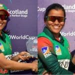 Dream11 Team Prediction Scotland Women vs Bangladesh Women ICC Women's T20 World Cup Qualifier 2019 - Cricket Prediction Tips For Today's-T20 Match SC-W vs BD-W at Forthill, Dundee