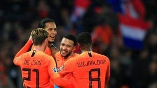 Dream11 Team Germany vs Netherlands UEFA EURO 2020 Qualifiers - Football Prediction Tips For Today's Match GER vs NED at Volksparkstadion, in Bahrenfeld, Hamburg