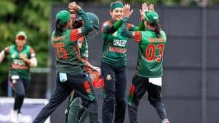 Dream11 Team Bangladesh Women vs Thailand Women ICC Women's T20 World Cup Qualifier 2019 - Cricket Prediction Tips For Today's T20 Final BD-W vs TL-W at Forthill, Dundee