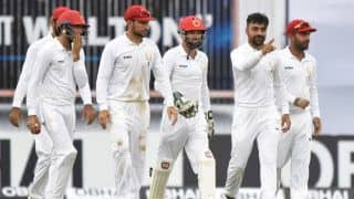 Rashid Khan Stars as Afghanistan Stun Bangladesh by 224 Runs to Win First Ever Test Match