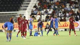 India vs Qatar FIFA World Cup 2022 Qualifier Highlights: Gurpreet Singh Shines as Blue Tigers Frustrate Qatar For Goalless Draw