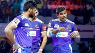 Dream11 Team TAM vs HAR Pro Kabaddi League 2019 - Kabaddi Prediction Tips For Today's PKL Match 90 Tamil Thalaivas vs Haryana Steelers at Shree Shiv Chhatrapati Wrestling Hall