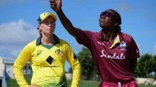 Dream11 Team West Indies Women vs Australia Women Twenty-20 International Series 2019 - Cricket Prediction Tips For Today's 1st T20I WI-W vs AU-W at Kensington Oval, Bridgetown, Barbados