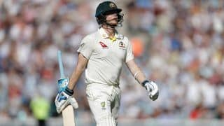 Ashes 2019: Steve Smith Registers Lowest Score of Series as England Dismiss Him Under 50 For First Time