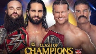 WWE Clash of Champions 2019 LIVE STREAMING: All Match Crad Details, Date, Venue Time in IST And Where to Watch WWE Clash of Champions Live Telecast on TV And Online Streaming, Broadcast Details