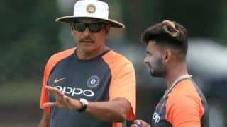 There Will be Rap on The Knuckles, Talent or no Talent: Indian Cricket Team Head Coach Ravi Shastri Criticizes Poor Shot-Selection of Rishabh Pant