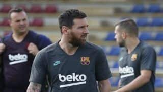 Barcelona Star Lionel Messi Declared Fit, Set to Play Against Borussia Dortmund in UEFA Champions League Match