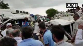 13 Killed, 8 Injured in Vehicle Collision in Jodhpur; Investigation Underway