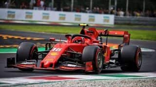F1: Charles Leclerc Edge Past Lewis Hamilton And Valtteri Bottas to Win Ferrari's 1st Italian GP Title in 10 Years
