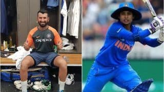 Cheteshwar Pujara Hails Mithali Raj's Contribution in Indian Cricket, Calls Her an 'Inspiration For Girls'