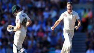 Ashes 2019: Chris Woakes Removes Steve Smith With Peach of Delivery, Twitter Stunned With Former Australia Skipper's Mode of Dismissal During 5th Test Against England at Oval | WATCH VIDEO