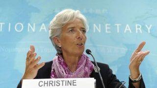 सरकारों की गलत नीतियों के कारण ही उत्पन्न हुई है आर्थिक नरमीः क्रिस्टीन लगार्ड