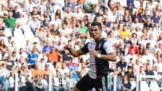 Serie A: Cristiano Ronaldo Scores on Return as Juventus Beat SPAL 2-0 to Take Second Spot
