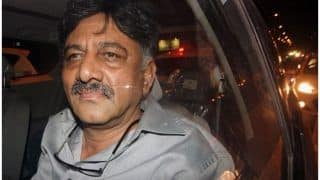 Karnataka Congress Chief DK Shivakumar Tests Positive For COVID-19
