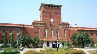 DU OBE Result 2020: Release Open Book Exam Results by First Week of October, HC to Delhi University