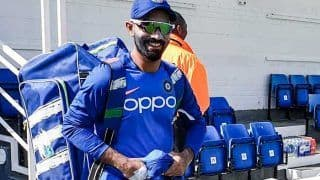 Dinesh Karthik Talks About Training Schedule Post COVID-19 Break, Says Need Minimum 4 Weeks to Achieve Match Fitness