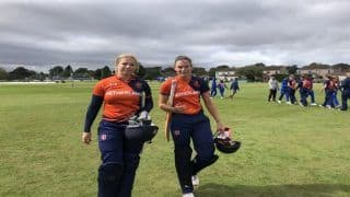 Dream11 Team Prediction Netherlands Women vs United States Women ICC Women's T20 World Cup Qualifier 2019 - Cricket Prediction Tips For Today's 1st Playoff Semifinal ND-W vs USA-W at Lochlands, Arbroath