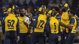 Dream11 Team St Lucia Zouks vs Barbados Tridents Caribbean Premier League 2019 - Cricket Prediction Tips For Today's CPL Match 17 SLZ vs BAR at Daren Sammy National Cricket Stadium, St Lucia