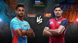 Dream11 Team BEN vs BLR Pro Kabaddi League 2019 - Kabaddi Prediction Tips For Today's PKL Match 88 Bengal Warriors vs Bengaluru Bulls at Netaji Subhash Chandra Bose Indoor Stadium, Kolkata