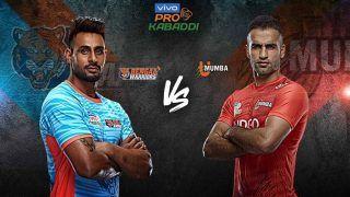 Dream11 Team BEN vs MUM Pro Kabaddi League 2019 - Kabaddi Prediction Tips For Today's PKL Match 85 Bengal Warriors vs U Mumba at Netaji Subhash Chandra Bose Indoor Stadium, Kolkata